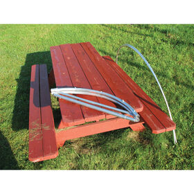 Low Tunnel – 6' W x 3' H Benders