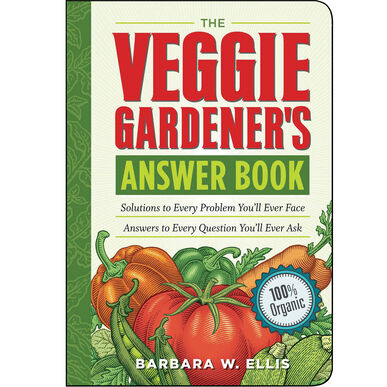 The Veggie Gardeners Answer Book Books