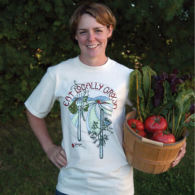 Local Food T-Shirt – XL Shirts