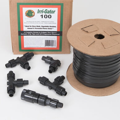 Irri-Gator Kit – 100' Drip Irrigation Systems