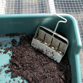 Soil Blocking/Potting Tray Soil Blocking