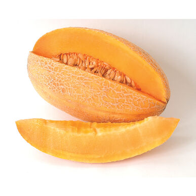 Sweet Granite Cantaloupe (Muskmelon)