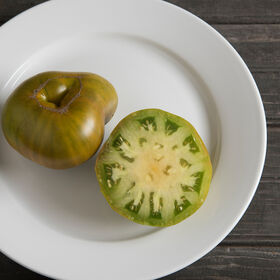 Cherokee Green Heirloom Tomatoes
