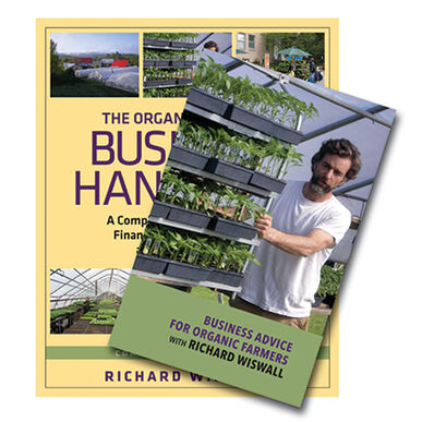 The Organic Farmer's Business Handbook and DVD Books