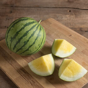 Amarillo Triploid Watermelons (Seedless)