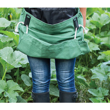 The Roo Apron® – Leaf Green Aprons & Bags