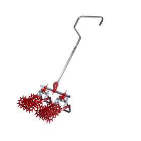 "Double Wheel Tiller – 7"" Wheel Weeders"