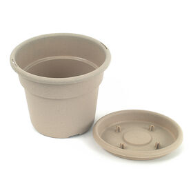 Pot and Saucer Containers