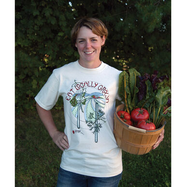 Local Food T-Shirt – XXL Shirts