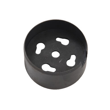"Round Die – 3.2"" Mulch Hole Burners"
