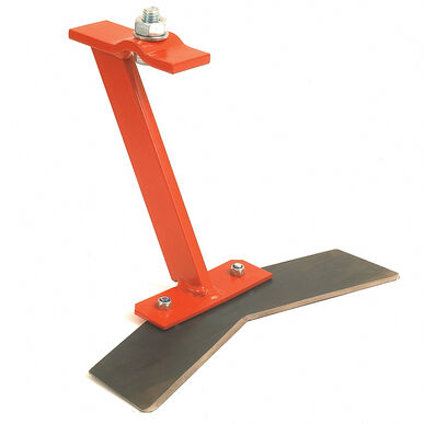 "Goose Foot Chevron Hoe – 8"" Wheel Hoes"