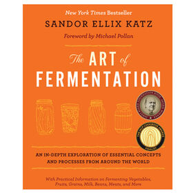 The Art of Fermentation Books