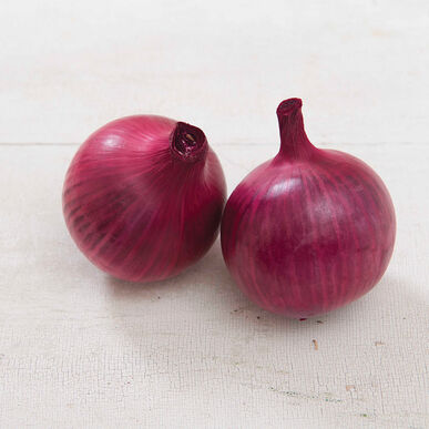 Red Hawk Full-Size Onions