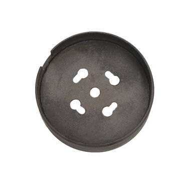 "Round Die – 4.5"" Mulch Hole Burners"