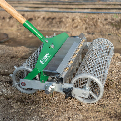 Six-Row Seeder, Second Edition Six-Row