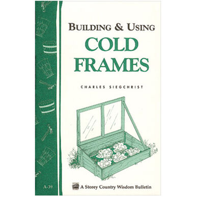Building & Using Cold Frames Books
