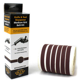 Replacement Belts – Medium Grit Sharpeners & Hones