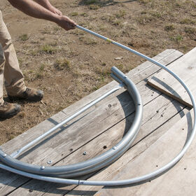 Low Tunnel Hoop Bender – 3' Benders