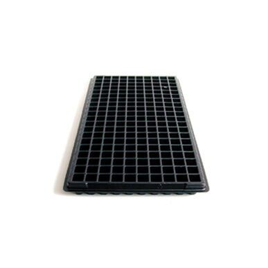 200 Cell Plug Flats – 5 Count Trays, Domes, and Flats