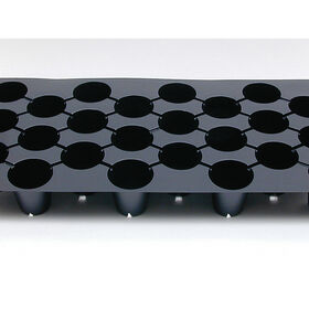 Pro-Tray 24 Cell Flats – 5 Count Trays, Domes, and Flats