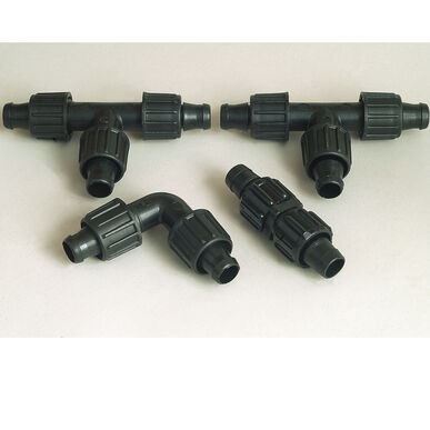 "Extra 5/8"" Fitting Pack Drip Irrigation"