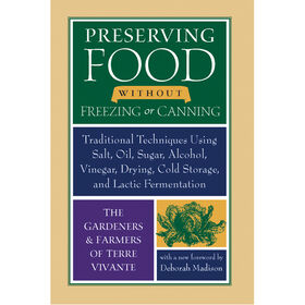 Preserving Food without Freezing or Canning Books