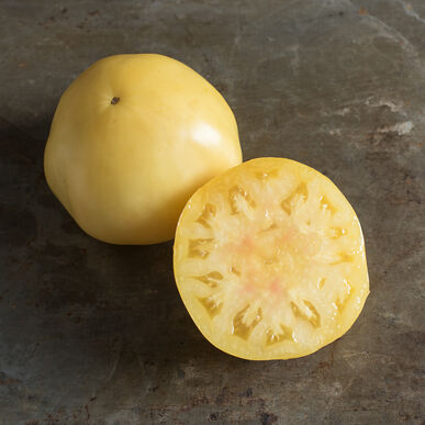 Great White Heirloom Tomatoes