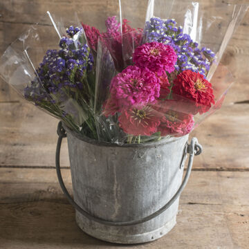 Use for Cut Flowers and Bouquets