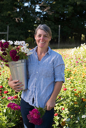 Hillary Alger, R&D, Flowers Product Manager