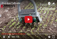 4-Row Cultivator-Weeder