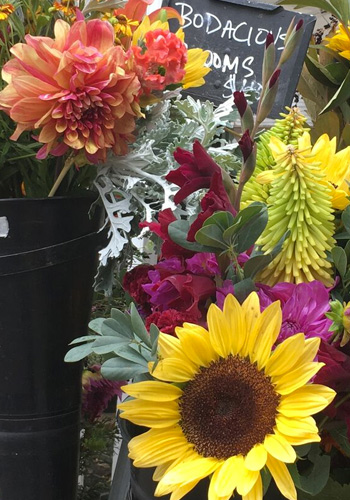 The 'Bodacious Blooms' bouquets are bursting with high-quality blooms.