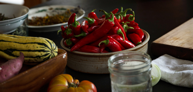 New Variety Preview with Chef Frank Giglio of 3 Lily Farm