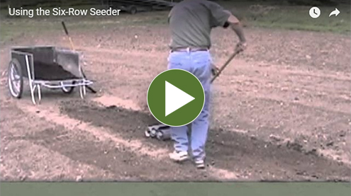 6-Row Seeder Video