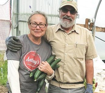 Wayne & Lori Jenkins, Synergy Gardens