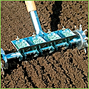 4-Row Seeders for Baby-Leaf Culture