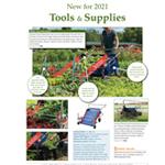 New Tools & Supplies Brochure