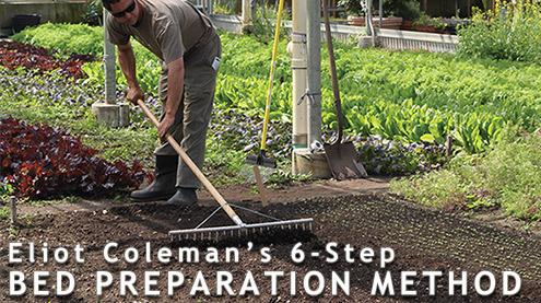 6-Step Bed Preparation Method