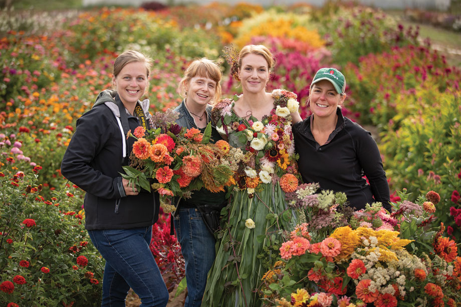 The Flower Team