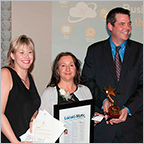Michelle Lepage Receives Customer Service Stardom Award
