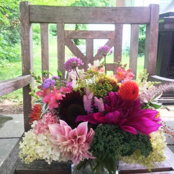 Leslie Gamsjager, Leslie Gamsjager Flowers
