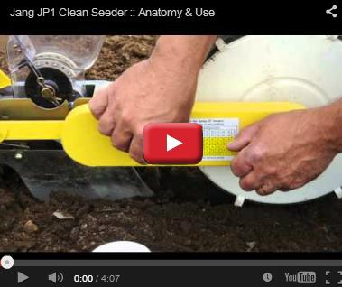 Jang JP1 Clean Seeder