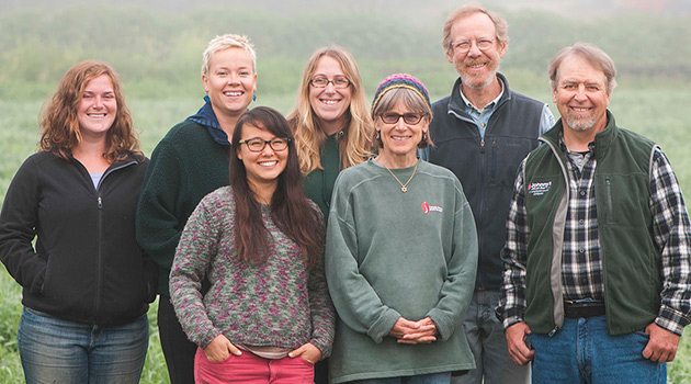 Johnny's Plant Breeding Team
