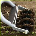 Four-Row Cultivator for Lettuce Culture