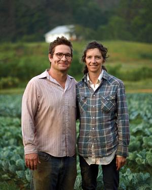 Gaining Ground Farm, Leicester, North Carolina