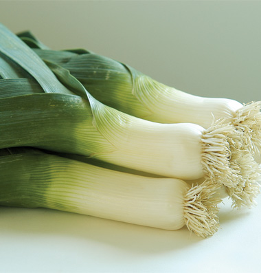 Leeks: Bandit and Lexton leeks store well in the field.