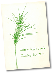 Johnny's Selected Seeds 1974 Catalog