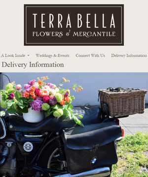 Terra Bella - Brick & Mortar Flowers, Delivered