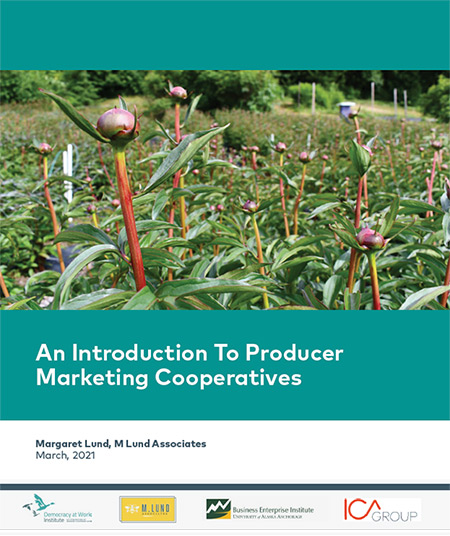 Margaret Lund & Assoc - An Introduction to Producer Marketing Cooperatives