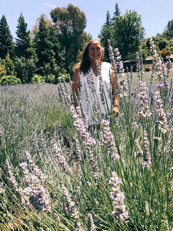 Dru Rivers of Full Belly Farm, Guinda, California