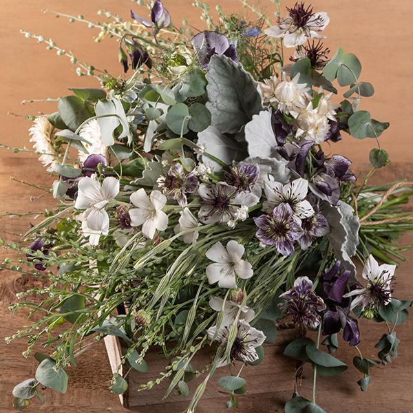 Shop SILVER Flowers